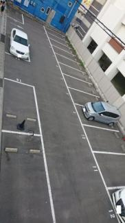 【外観】六番丁駐車場
