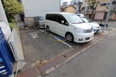 【駐車場】インクス・バイ・コラージュ