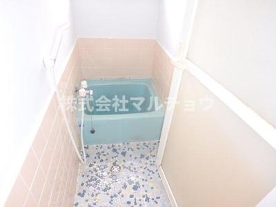 【浴室】田口アパート