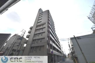 阪神本線「青木駅」徒歩4分の立地♪ 買物施設充実♪
