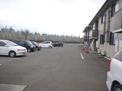 【駐車場】エクレールSYOU