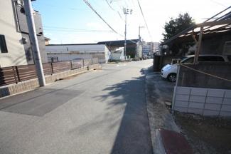 JR阪和線 津久野駅徒歩8分の立地です