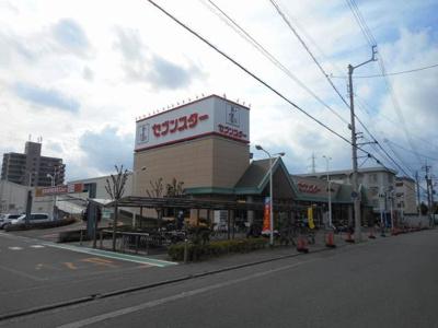 セブンスター南江戸店 808m