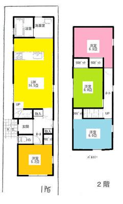 【外観】五条通 新築戸建