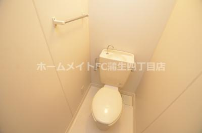 【トイレ】エムロード蒲生