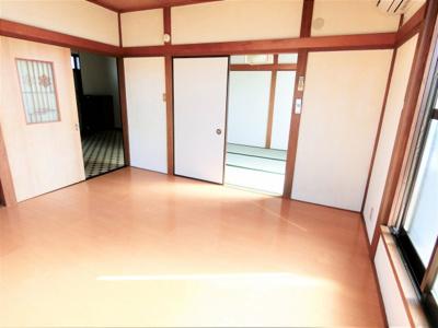 【洋室】東郷シャトーハイツ