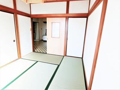 【和室】東郷シャトーハイツ