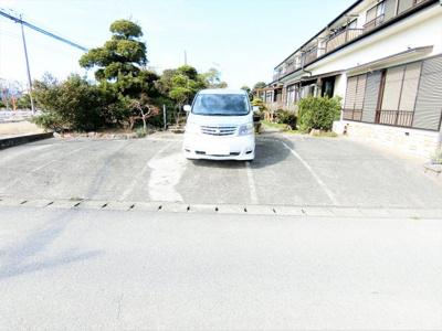 【駐車場】東郷シャトーハイツ