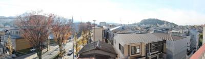 物件屋上(4階)からの眺望