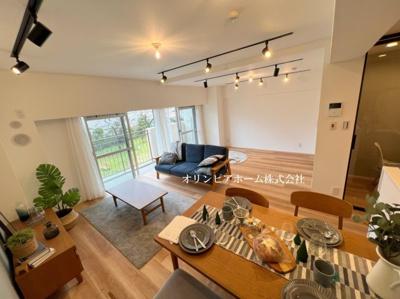 【外観】ファミール浜園 13階 83.09平米 リ ノベーション済