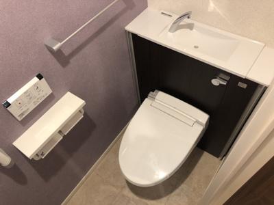 【トイレ】ブエノウノ三軒茶屋