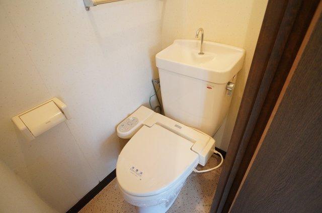 【トイレ】シャトルⅡ番館