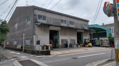 【外観】美原区小寺 倉庫