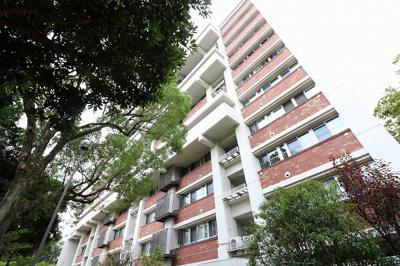 【現地写真】鉄骨鉄筋コンクリート造  11階建てマンション♪