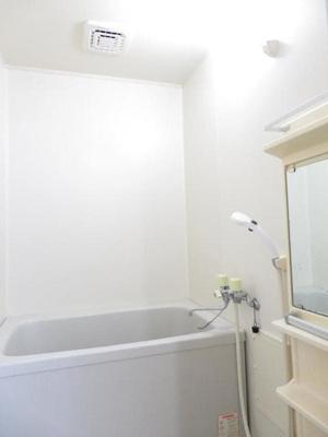 【浴室】ハイツプレアリー