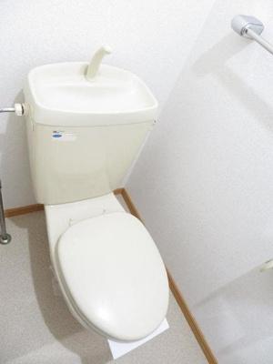 【トイレ】ハイツプレアリー
