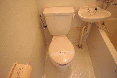 【トイレ】グロースハイツ菱屋西