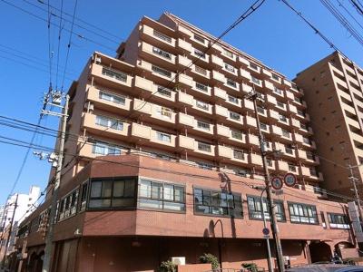 【現地写真】 鉄骨鉄筋コンクリート造13階建マンション♪