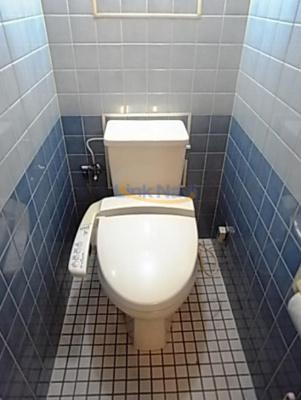 【トイレ】西長堀コーポ