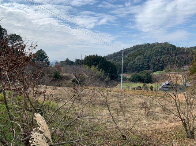 【展望】山鹿市菊鹿町売地