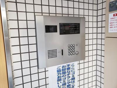 オートロック☆神戸市垂水区 アンカーマンション☆