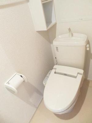 【トイレ】プリンセスガーデンK・Ⅰ