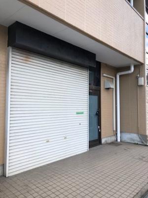 【外観】ルーミングハウス梶1階ロードサイド店舗