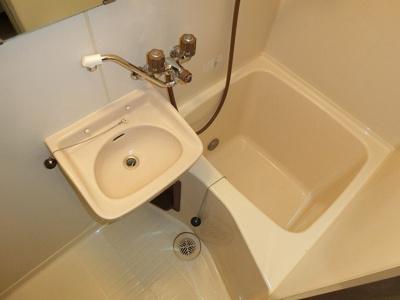 【浴室】シティーハイツパテリッシアⅡ
