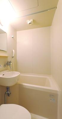 【浴室】ニューフラワーハイツ