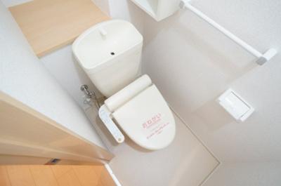 【トイレ】アプト・如意Ⅱ