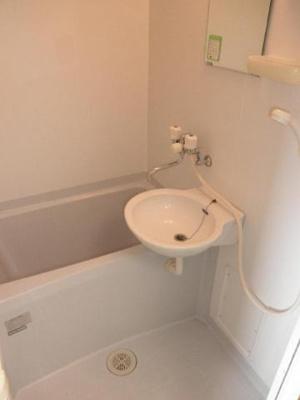 【浴室】リューレント歩行町