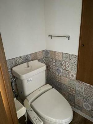 【トイレ】リューレント歩行町