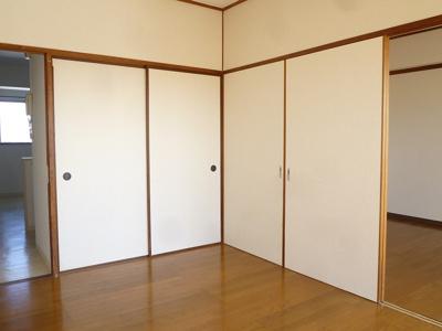 【洋室】神栄マンション