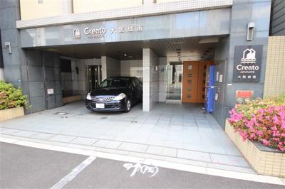 【駐車場】クレアートアドバンス大阪城南