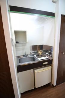 【キッチン】第三大森マンション
