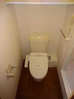 【トイレ】レオパレス天神