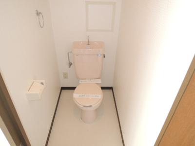 【トイレ】メルベーユシャンブル