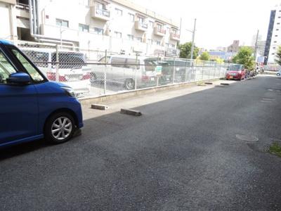 【駐車場】メルベーユシャンブル