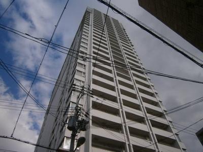 【外観】グランドメゾン京町堀タワー