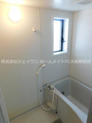 【浴室】エミネンス鎌倉Ⅲ