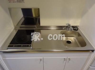 【キッチン】レオパレスステラ(48300-204)