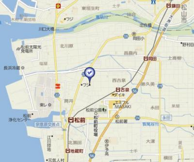 【周辺】サンガーデン西古泉