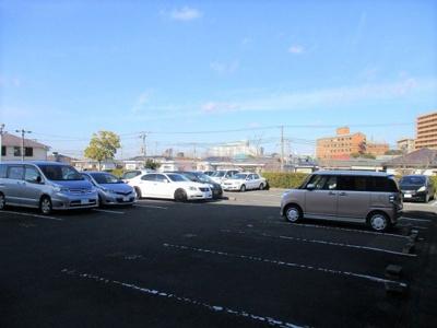 【駐車場】北須磨団地A1棟