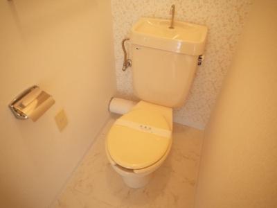 【トイレ】コーポ大津和