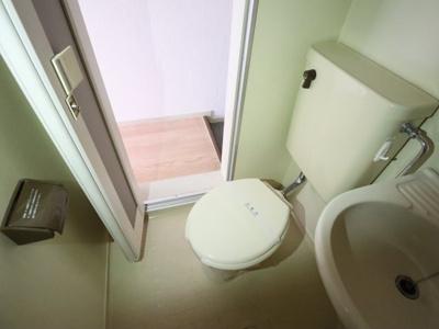 【トイレ】フォレスト泉