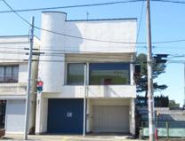 能代市追分町・中古店舗兼住居の画像