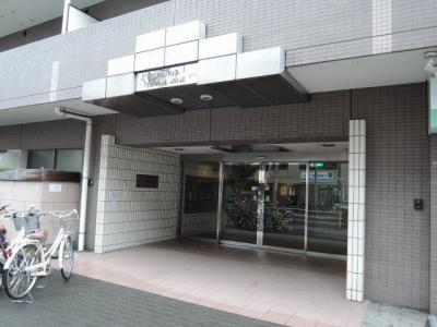 【エントランス】ガーデンプラザ横浜南
