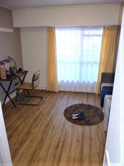 キレイな居室。シェアハウス本厚木