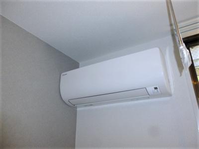 エアコン完備。シェアハウス本厚木