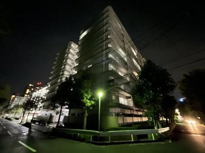 琵琶湖沿いにあるマンションです!